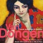 Affiche Rétrospective Van Dongen