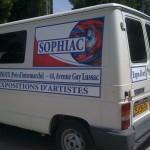 Camionnette SOPHIAC