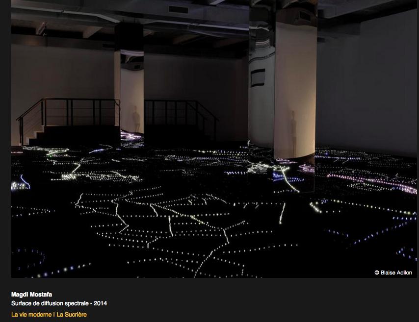 Biennale d'art contemporain de Lyon 2015