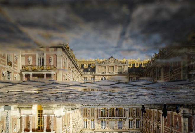 Olafur Eliasson Courtesy of the artist & Château de Versailles, Versailles