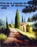 oeuvre de l'artiste ROSSA Irene : Près de Pépiole