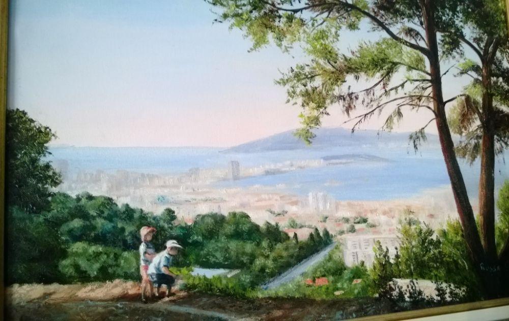Avec vue sur Toulon