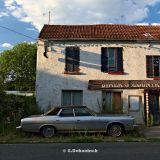 oeuvre de l'artiste DEKONINCK Sébastien : Biker's country