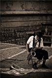 oeuvre de l'artiste BRIAND Benoit : Music in Prag