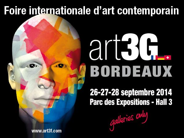 Exposition salon international d 39 art contemporain art3g for Salon international d art contemporain toulouse