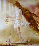 Oeuvre poisson rouge - Artiste TCHOUBAKOV Oleg