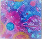 Oeuvre MON UNIVERS - Artiste IRINA MORO