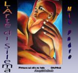 oeuvre de l'artiste Silema : Mio padre