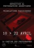 Tribulations parisiennes - photographies argentiqu