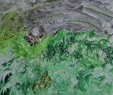 oeuvre de l'artiste Safia WOSTH : nature