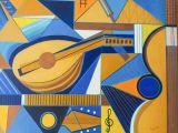 oeuvre de l'artiste DJAOUK Myriam : Oud
