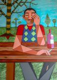 oeuvre de l'artiste DJAOUK Myriam : SDF