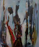 oeuvre de l'artiste FRATTINI Agnès : Réflexion