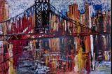 oeuvre de l'artiste CORRION Marie José : le pont