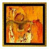 oeuvre de l'artiste Collectif d'Artistes les MAQUIZ'ARTS : terres JL Lecornu
