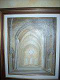 oeuvre de l'artiste ROUSSIN BOUCHARD Gisele : Abbaye de Sylvacane