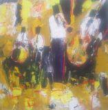 oeuvre de l'artiste MUGNIE Franck : Quartet de printemps