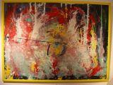 oeuvre de l'artiste HAAG Françoise : emergence