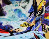 oeuvre de l'artiste Vlancoin : La fin d'un rêve