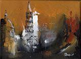 oeuvre de l'artiste BRAILLY Karine : Patrimoine Toulousain