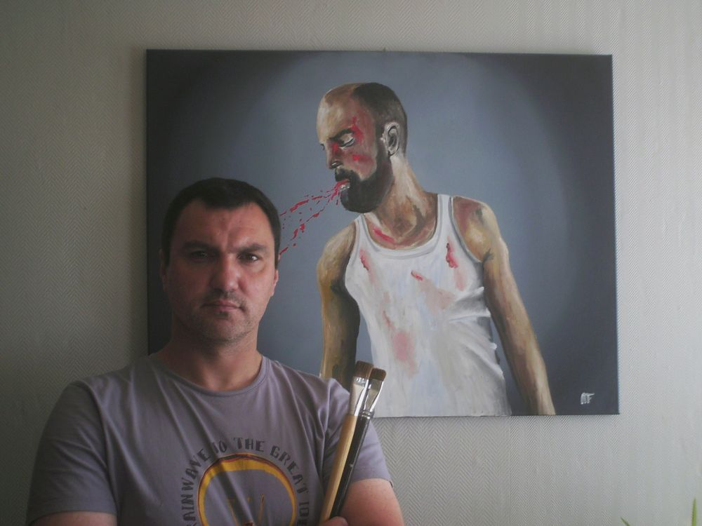 Artiste MOUILLARD François