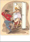oeuvre de l'artiste COULLET Claude : DEFENSE D ENTRER