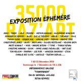 Exposition Ephémère 35000 Baz'Art