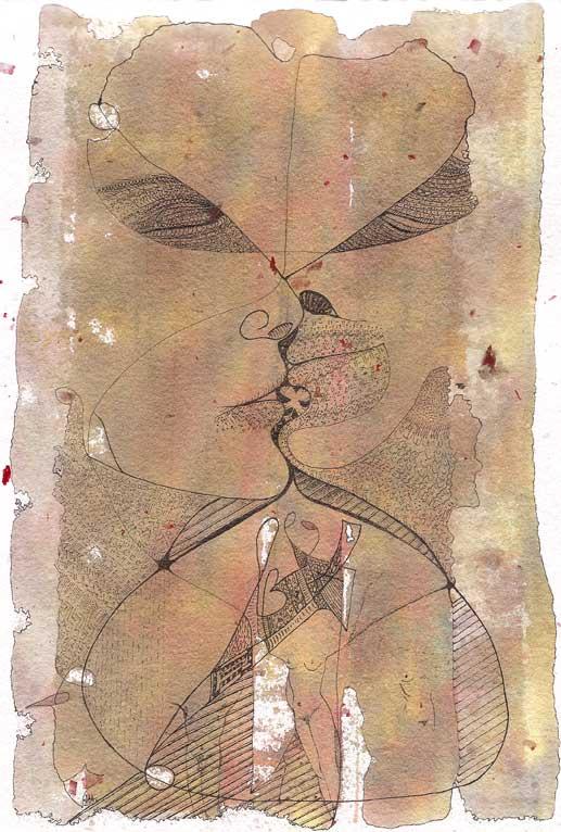Le baiser (el beso)