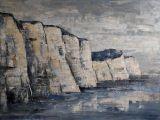 oeuvre de l'artiste DUMONT Sophie : falaises