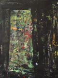 oeuvre de l'artiste Kalden : door and garden