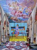 oeuvre de l'artiste TUROVER Isabelle : Recette Mystique